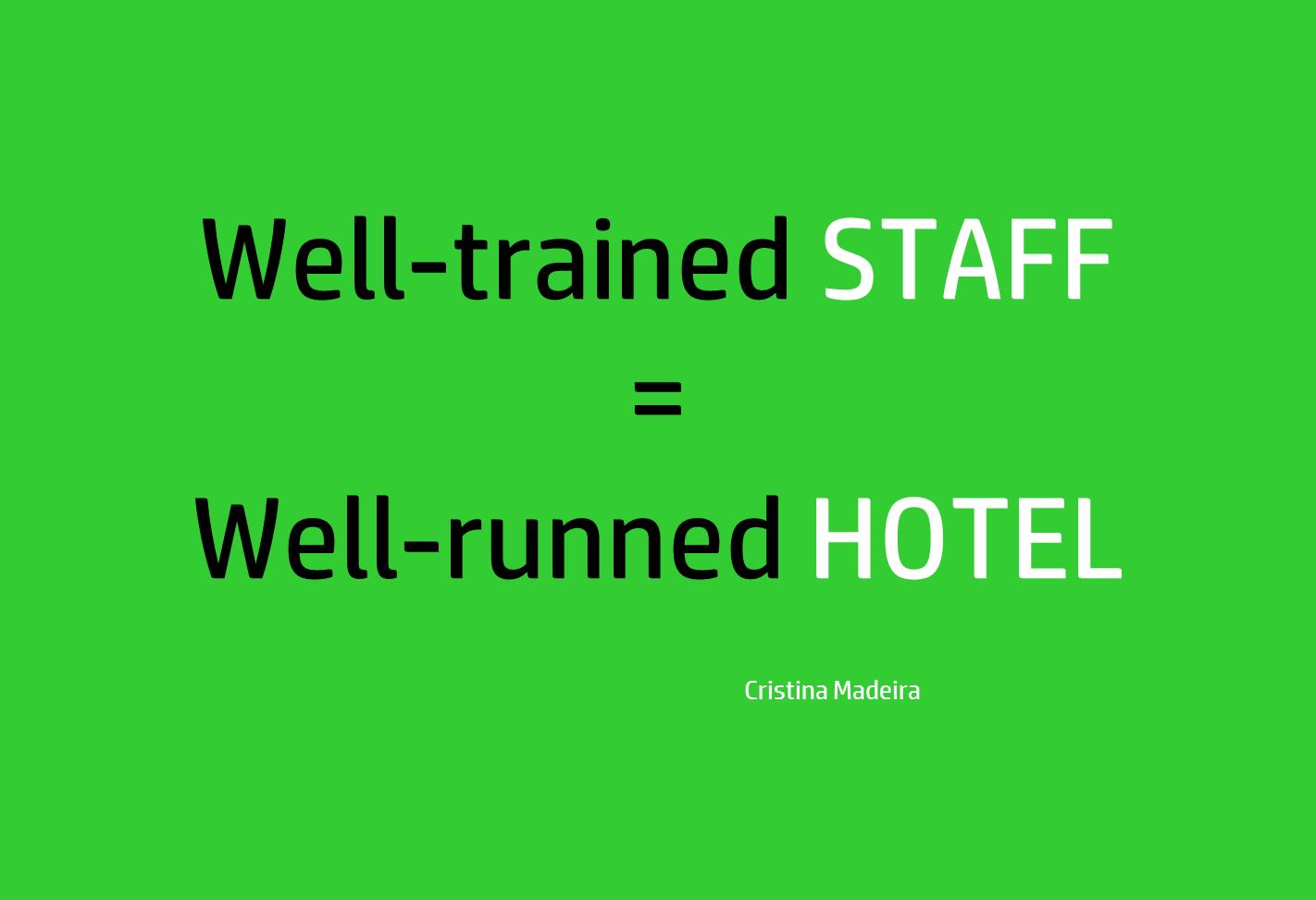 Cristina Madeira » Developing People, Skills and Behavior