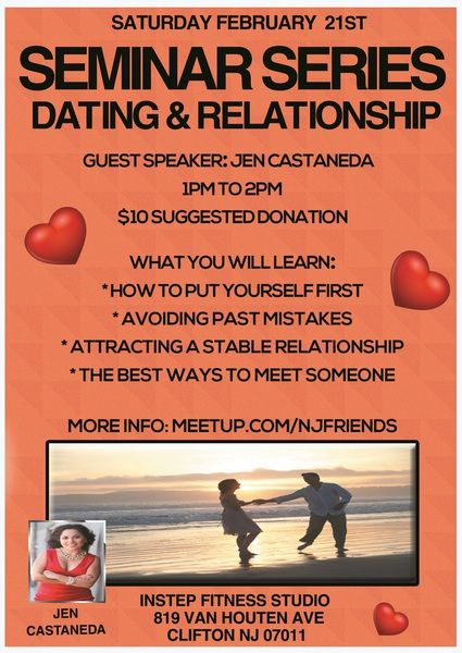 North jersey dating