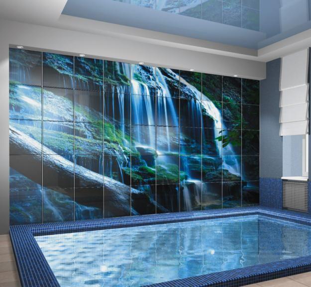 Modern Interior Design Trends in Bathroom Tiles, 25 Bathroom Design ...