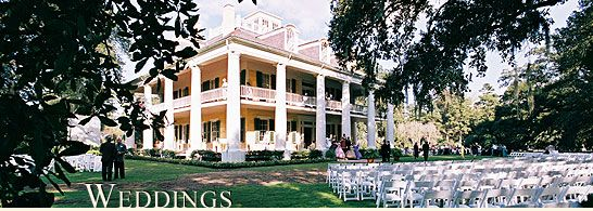 Houmas House Plantation And Gardens Weddings Tours