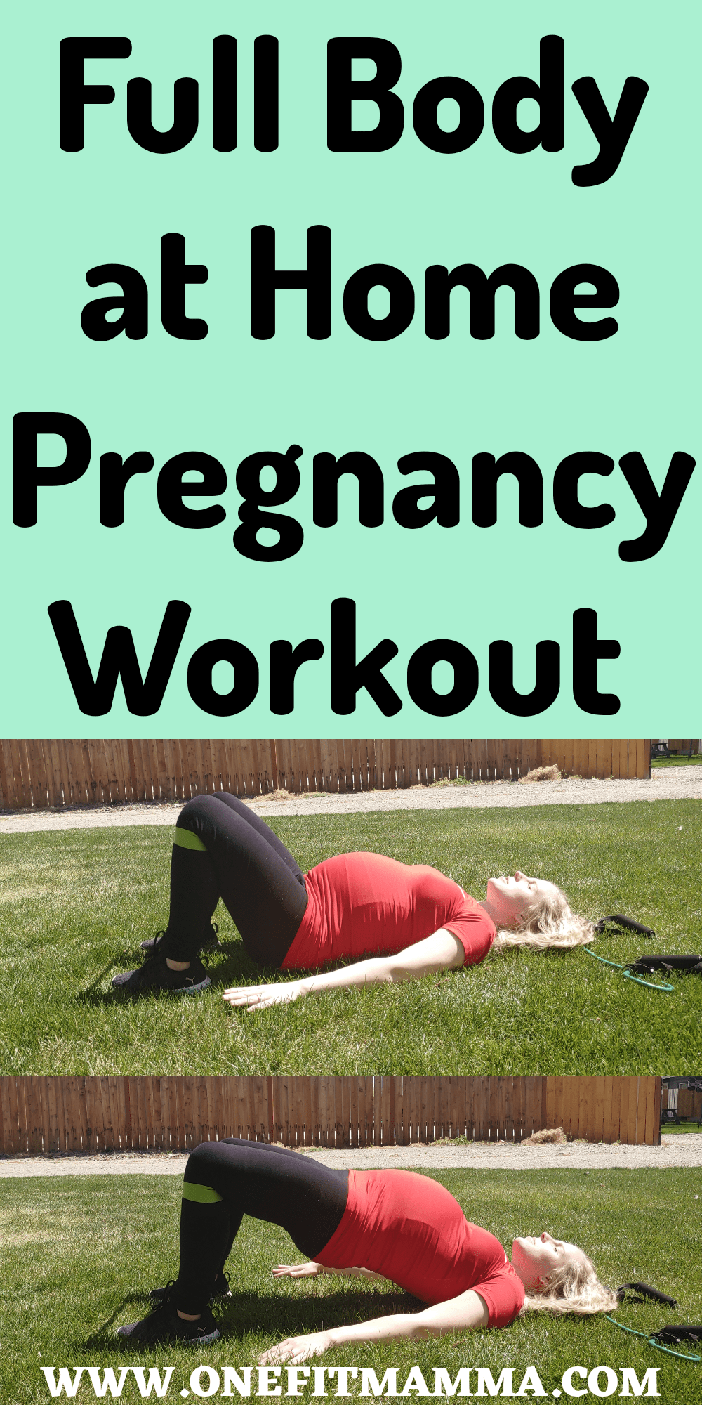 Pin on Pregnant Safe Workouts