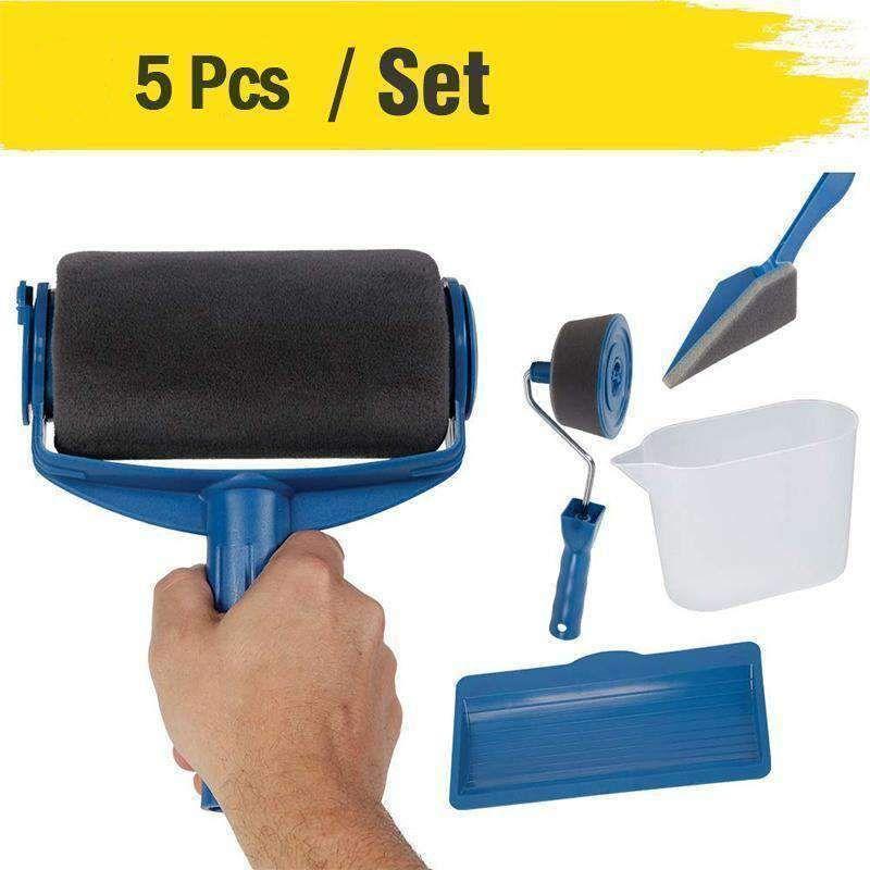 Eroller Multifunctional Paint Roller Pro Kit In 2020 Roller Brush Paint Roller Furniture Renovation