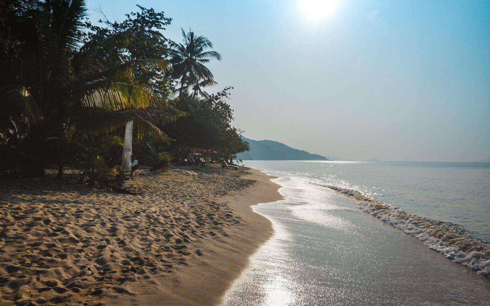Petit guide du farniente sur l'île de Koh Chang en