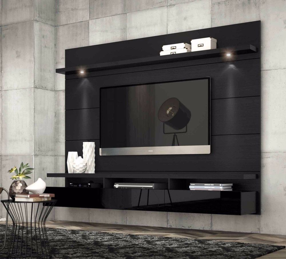 Creative And Modern Tv Wall Mount Ideas For Your Room Modern Tv Stand Modern Entertainment Center Modern Tv