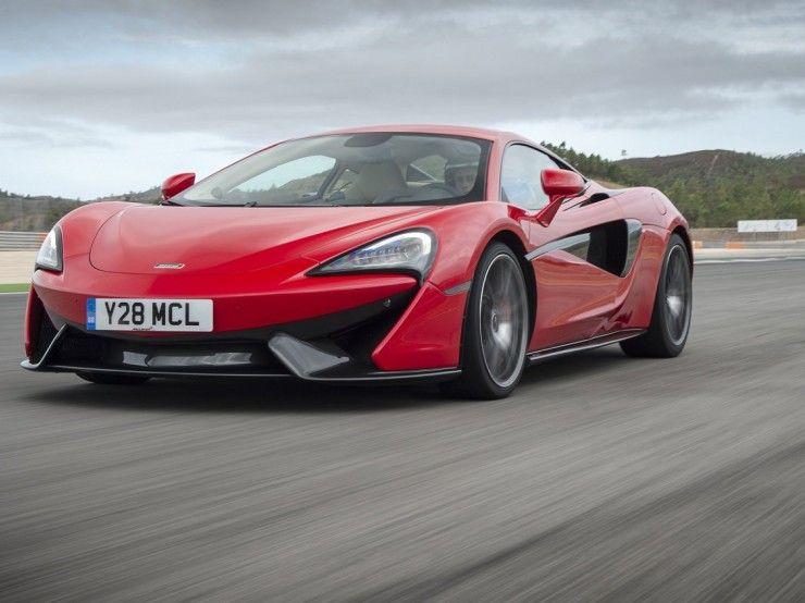 2016 McLaren 570S Review Mclaren 570s, Super cars, Car