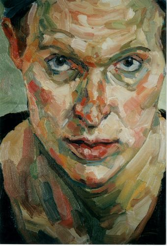 Sylvie Guillot - Peinture huile Portrait