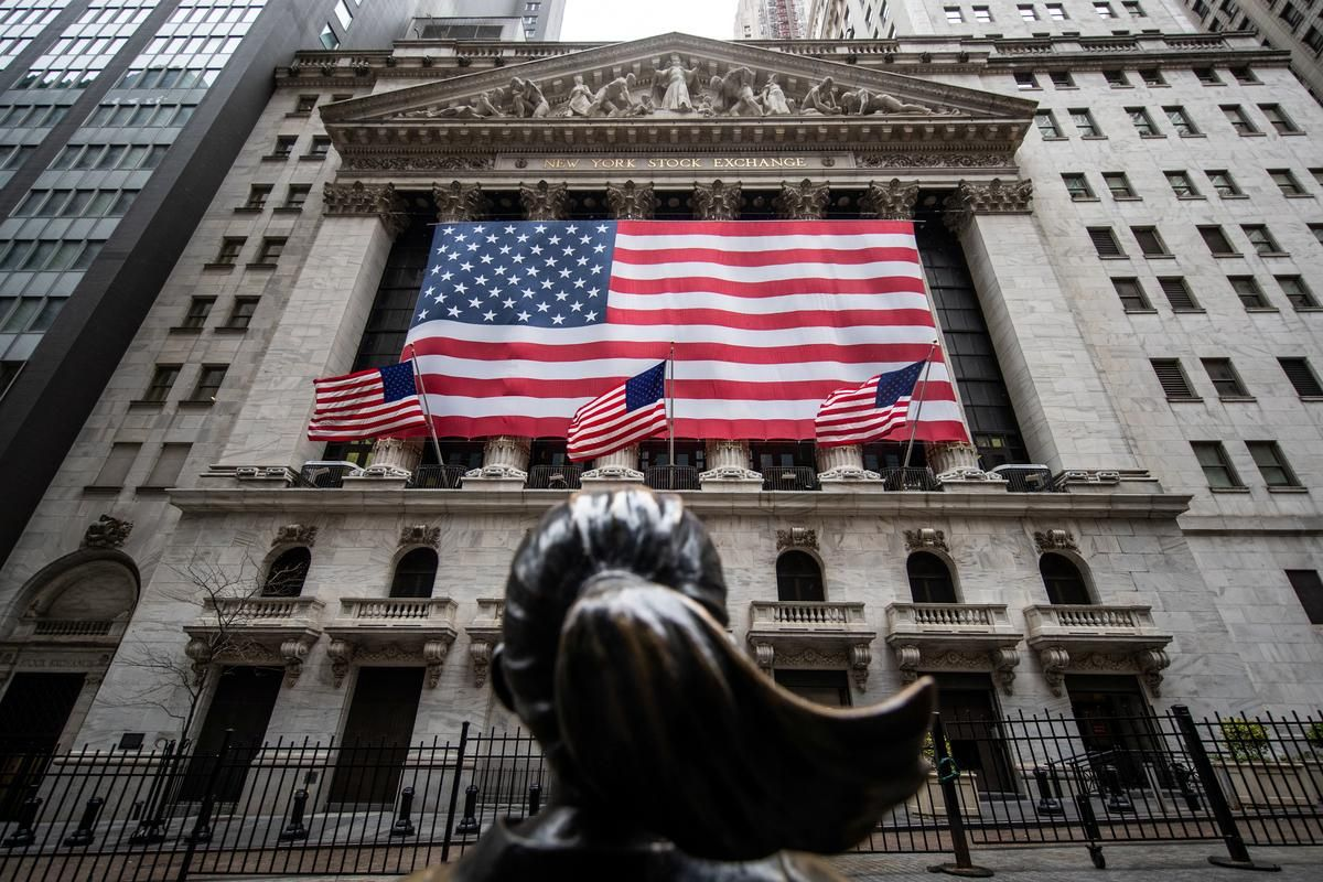 Wall Street ended lower on Thursday, a day after hitting