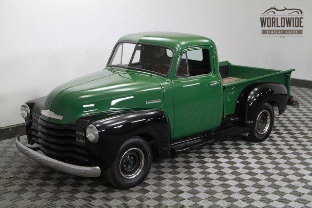 Autotrader Classics - 1951 Chevrolet 3100 - Classic Trucks - Denver ...