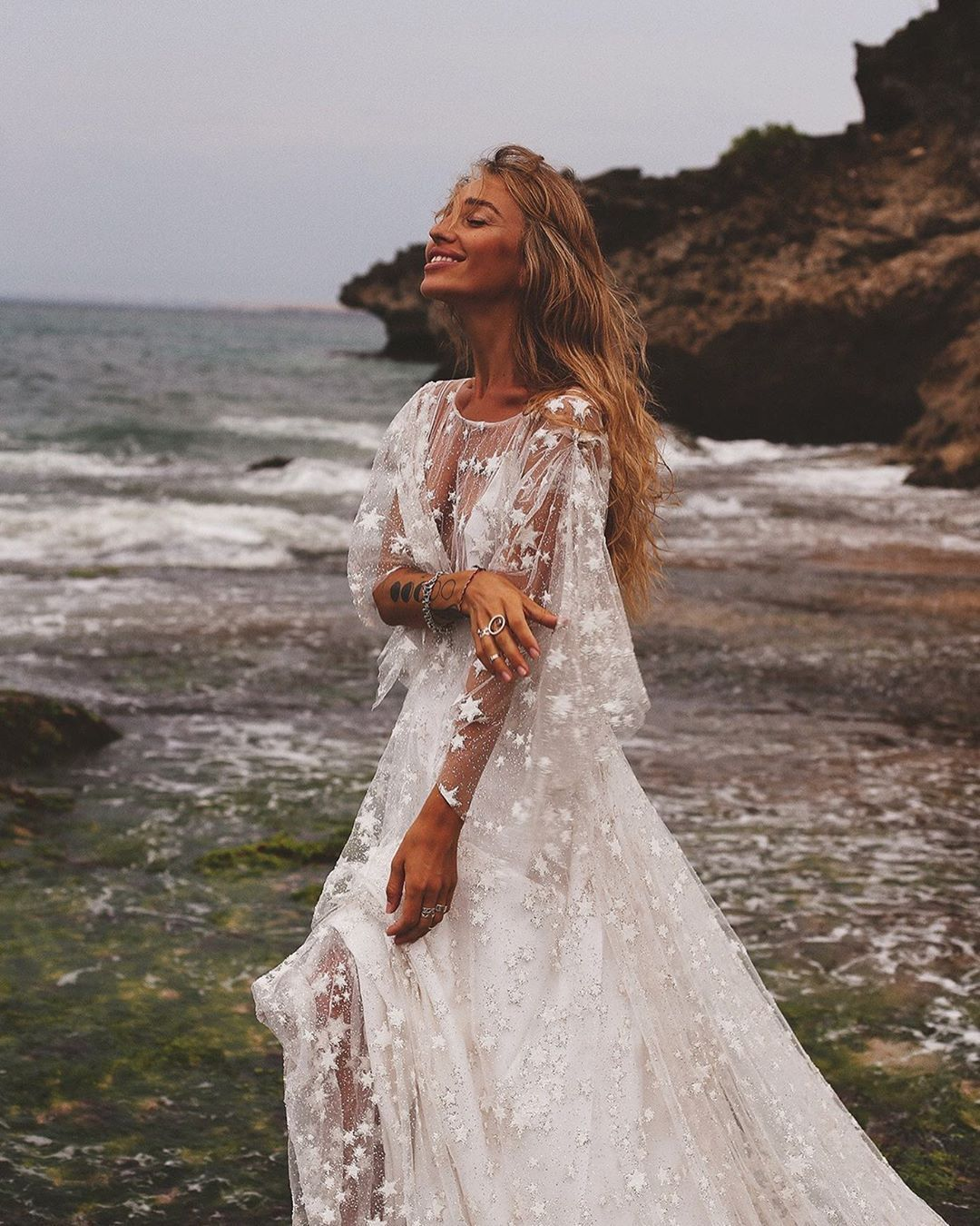 Instagram Wedding Dresses Bridal Wear Bohemian Wedding Dresses