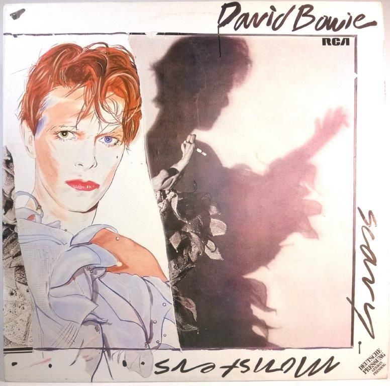 David Bowie ‎– Scary Monsters