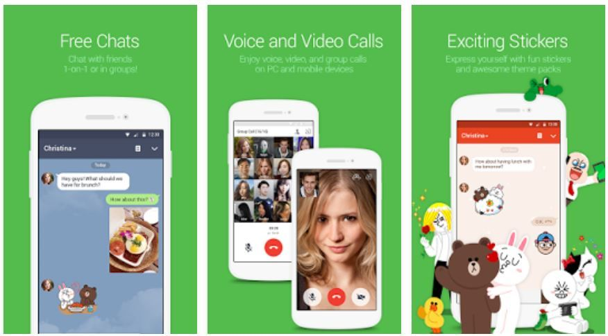 Mini Matia Android Free Chat Fun Stickers