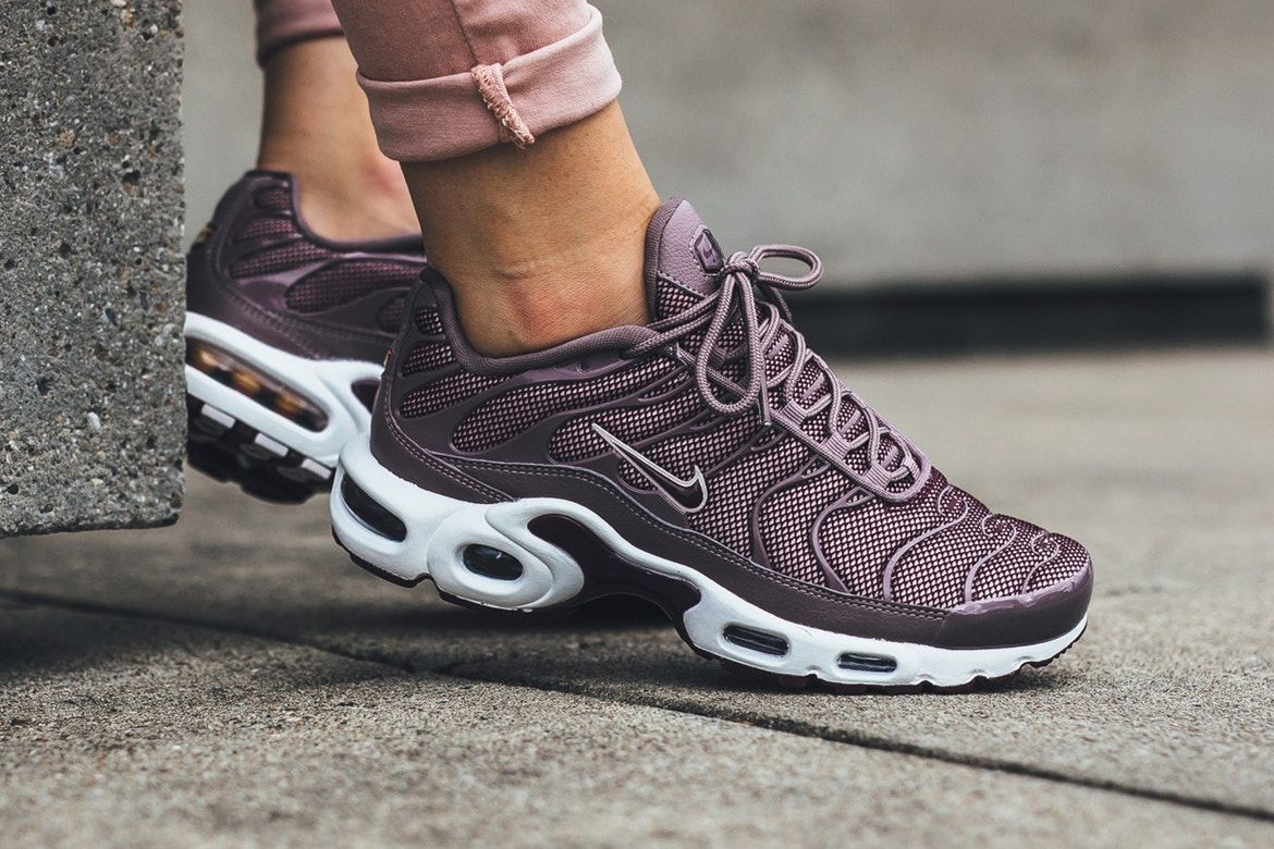 The New Nike Air Max Plus Is A Quiet Purple Nike Air Max Tn Nike Air Max Nike Air Max 97