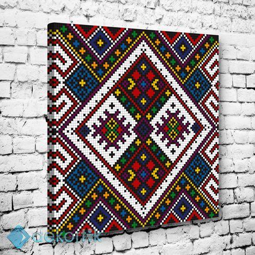 Ornaments Desen Tablo #geometrik_tablolar #geometrik_kanvas_tablolar