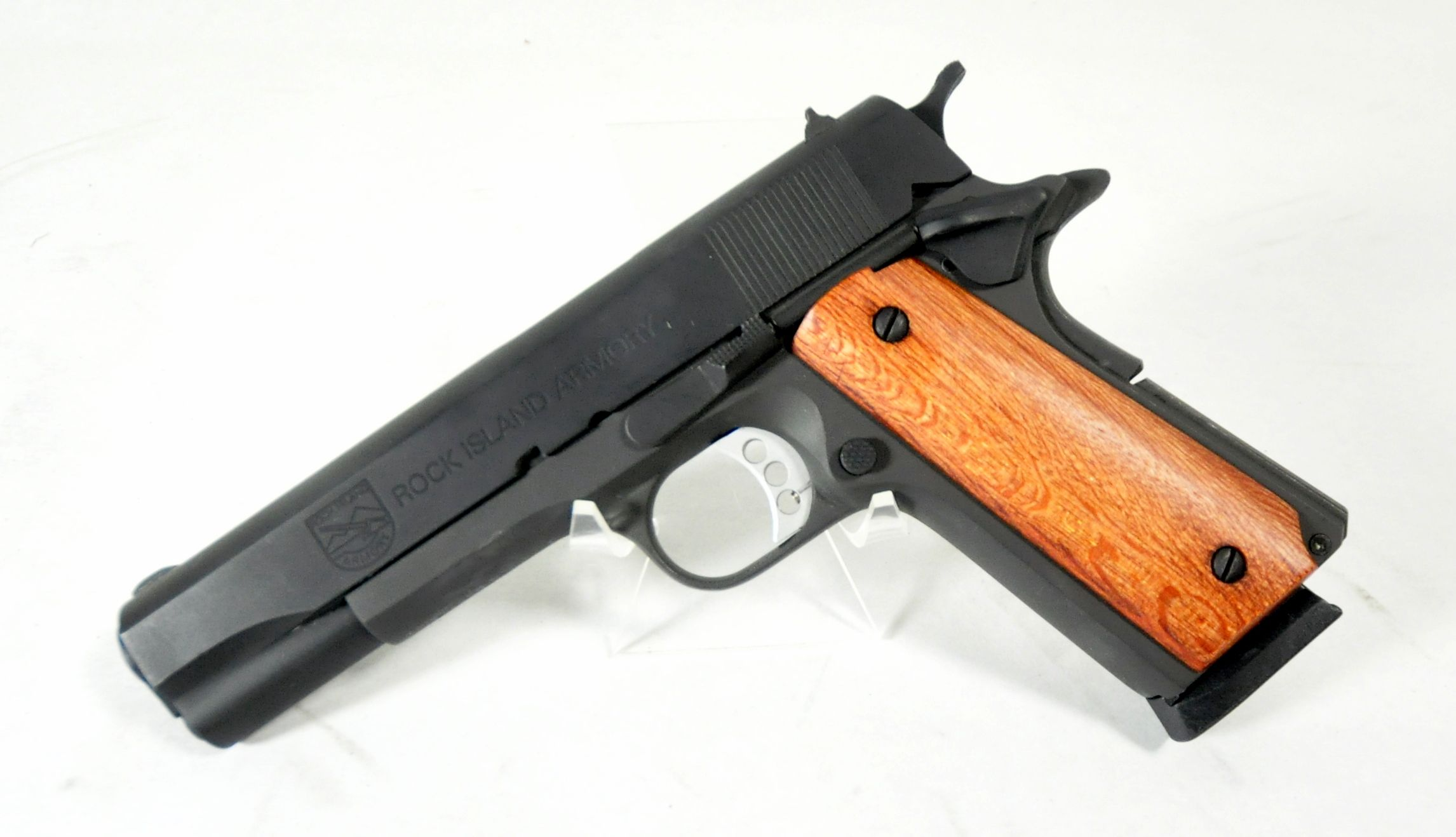 Rock Island Armory M 1911-A1  45 ACP  Chambered in  45acp and