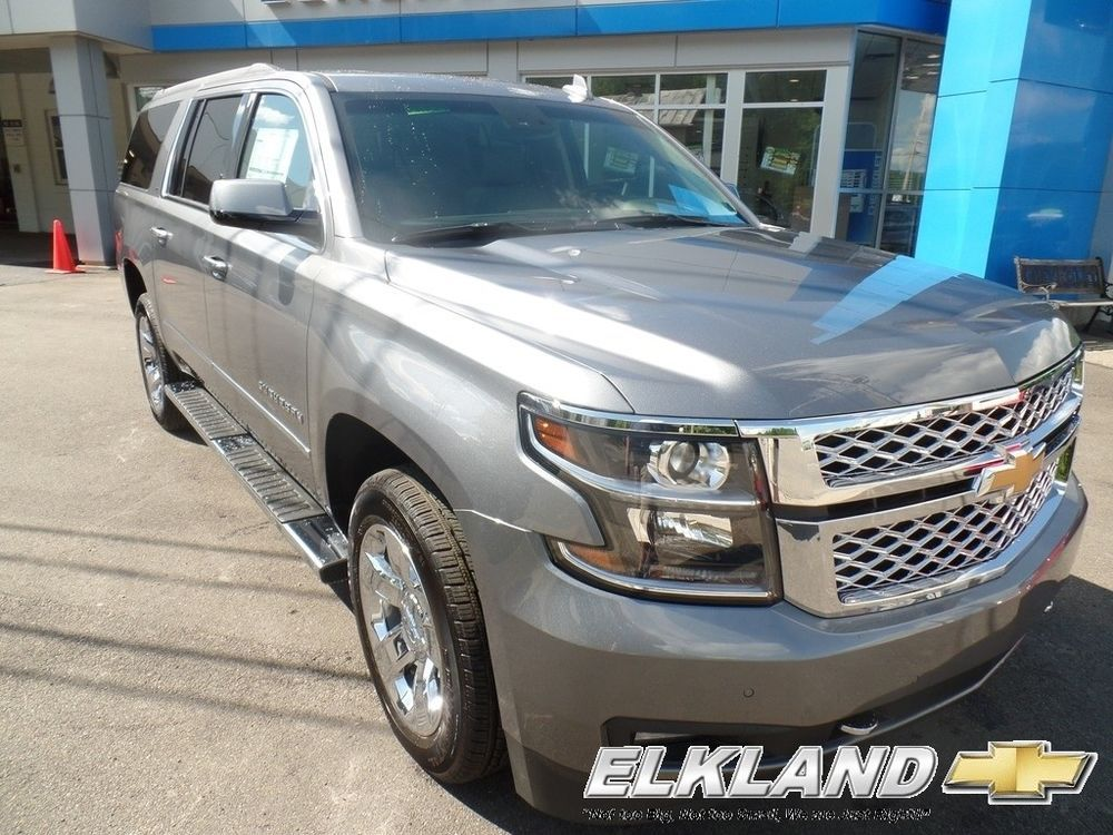 Chevrolet Suburban Lt Signature Series 4x4 Msrp 66320 New Satin