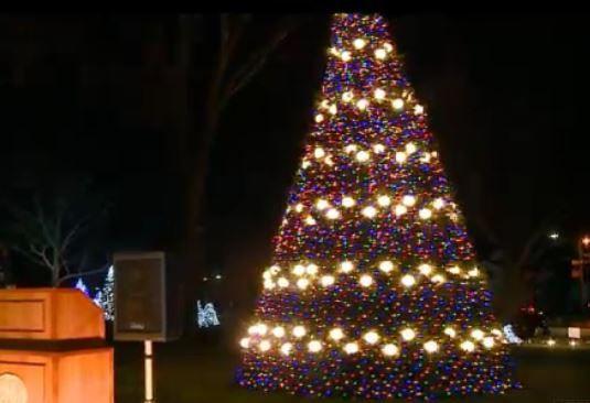 Lights On: Nela Park All Lit Up for Holidays | FOX8.com