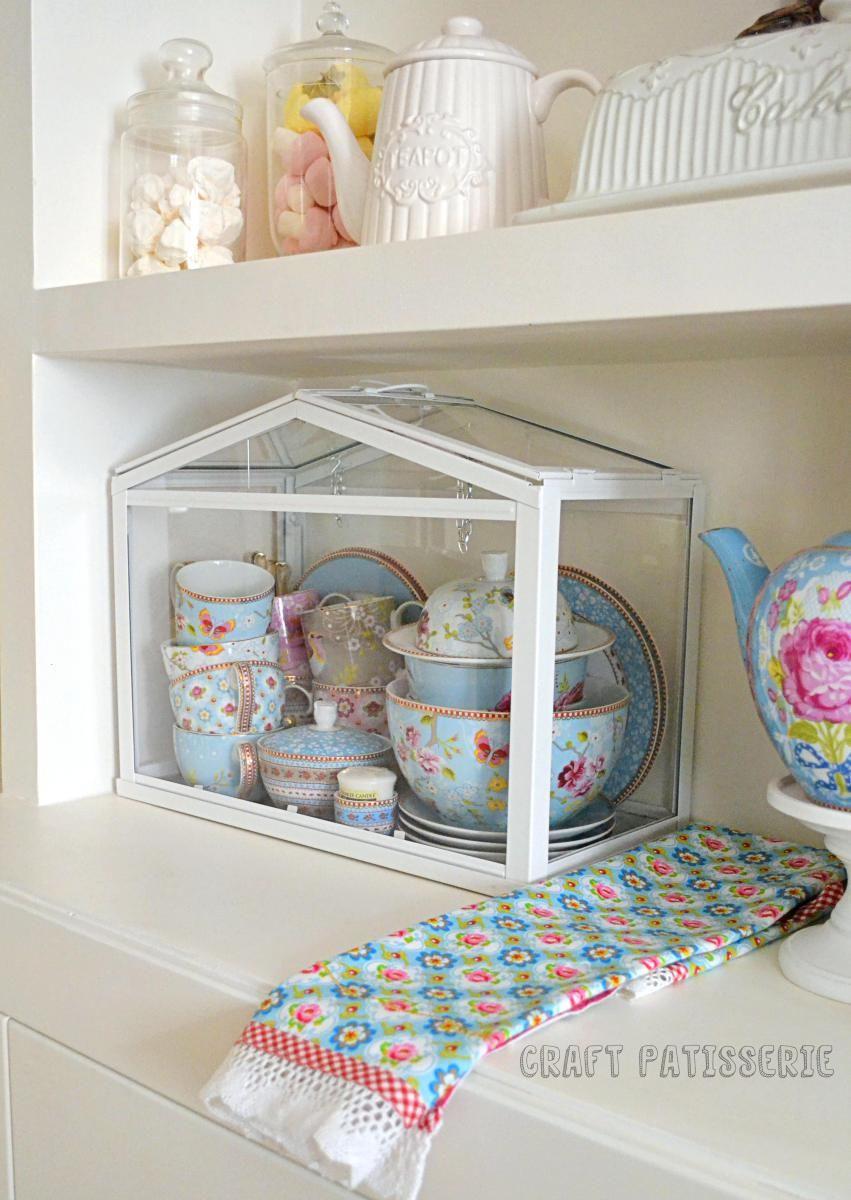 Socker Greenhouse Ikea Repourpouse Tea Set Storage Pip Studio  # Table Tele En Carreau