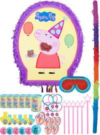 Peppa Pig Party Supplies - Peppa Pig Birthday - Party City Canada