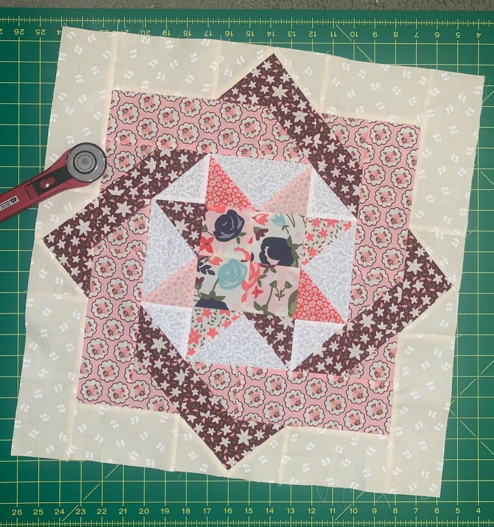South Channel Star Quilt Pattern Star Quilt Patterns Quilt Patterns Quilt Block Patterns