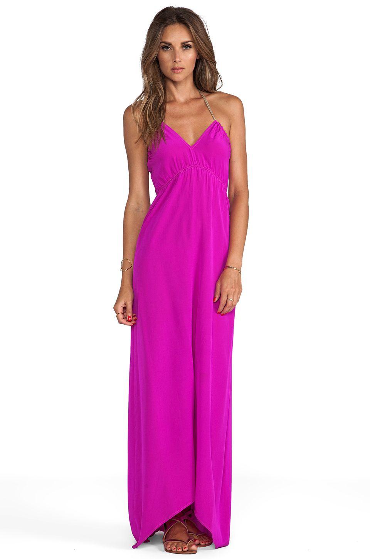 assali livia fuchsia dress #REVOLVEclothing | Coveting | Pinterest ...
