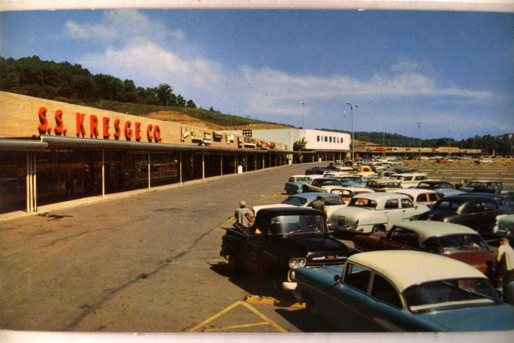 North Hills Auto Mall >> Gimbels Kresge Isleys And More In North Hills S S