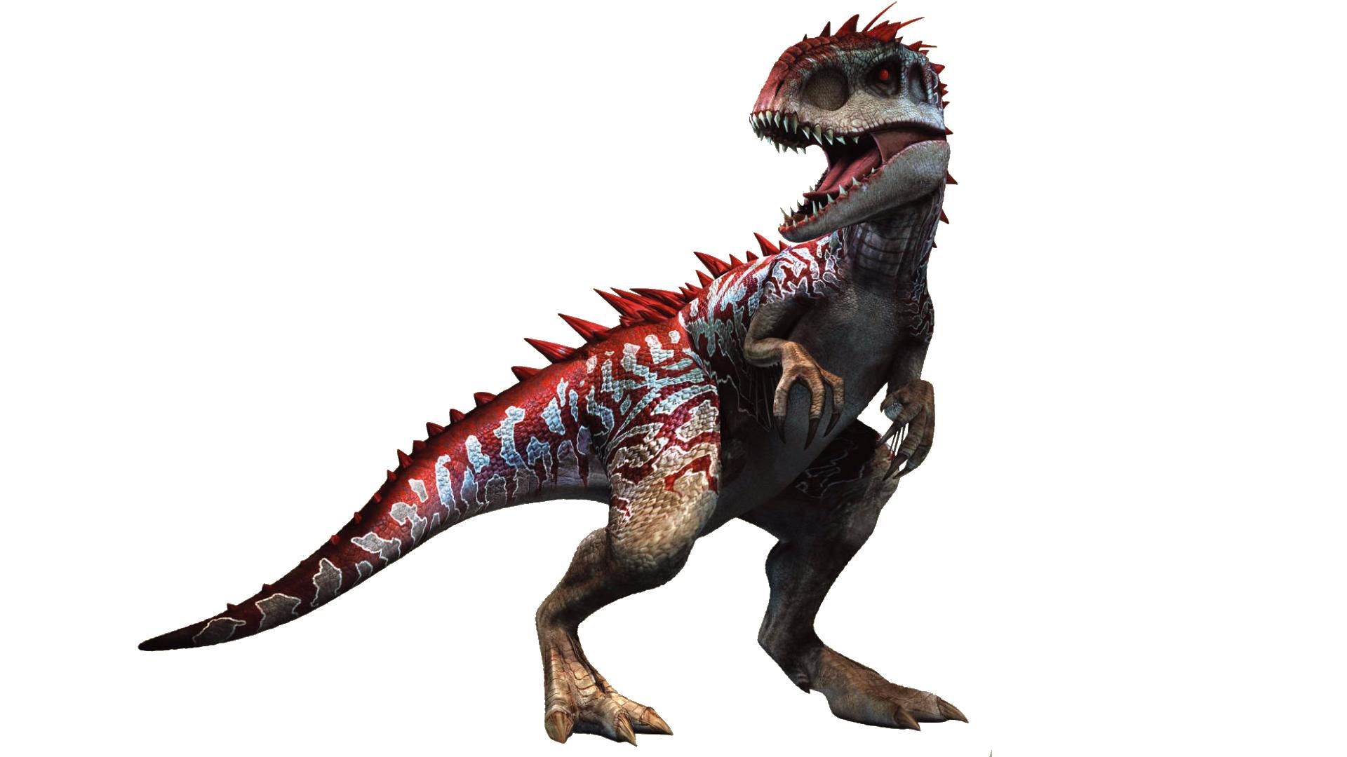 Jurassic World The Game Hybrid Indominus Rex by