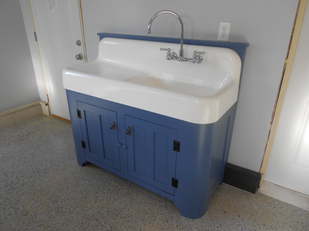 Drainboard Sink with Round Corners Ana White in