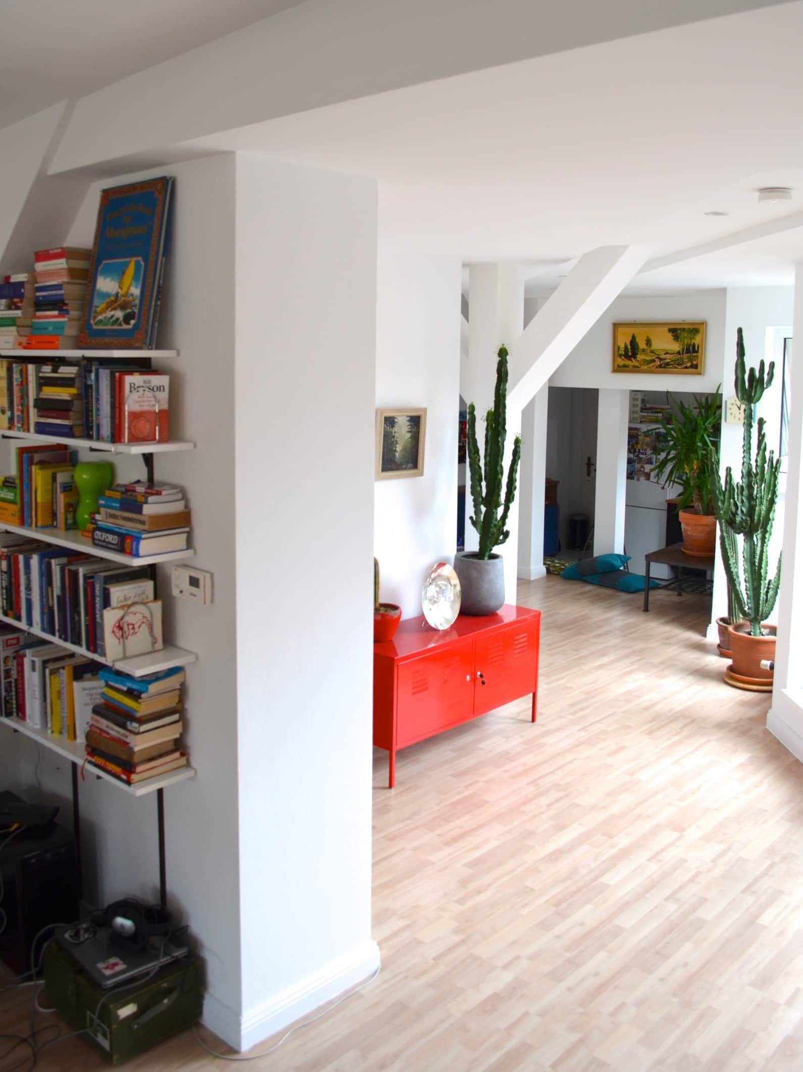 A Joyful, Colorful Berlin Apartment Berlin apartment