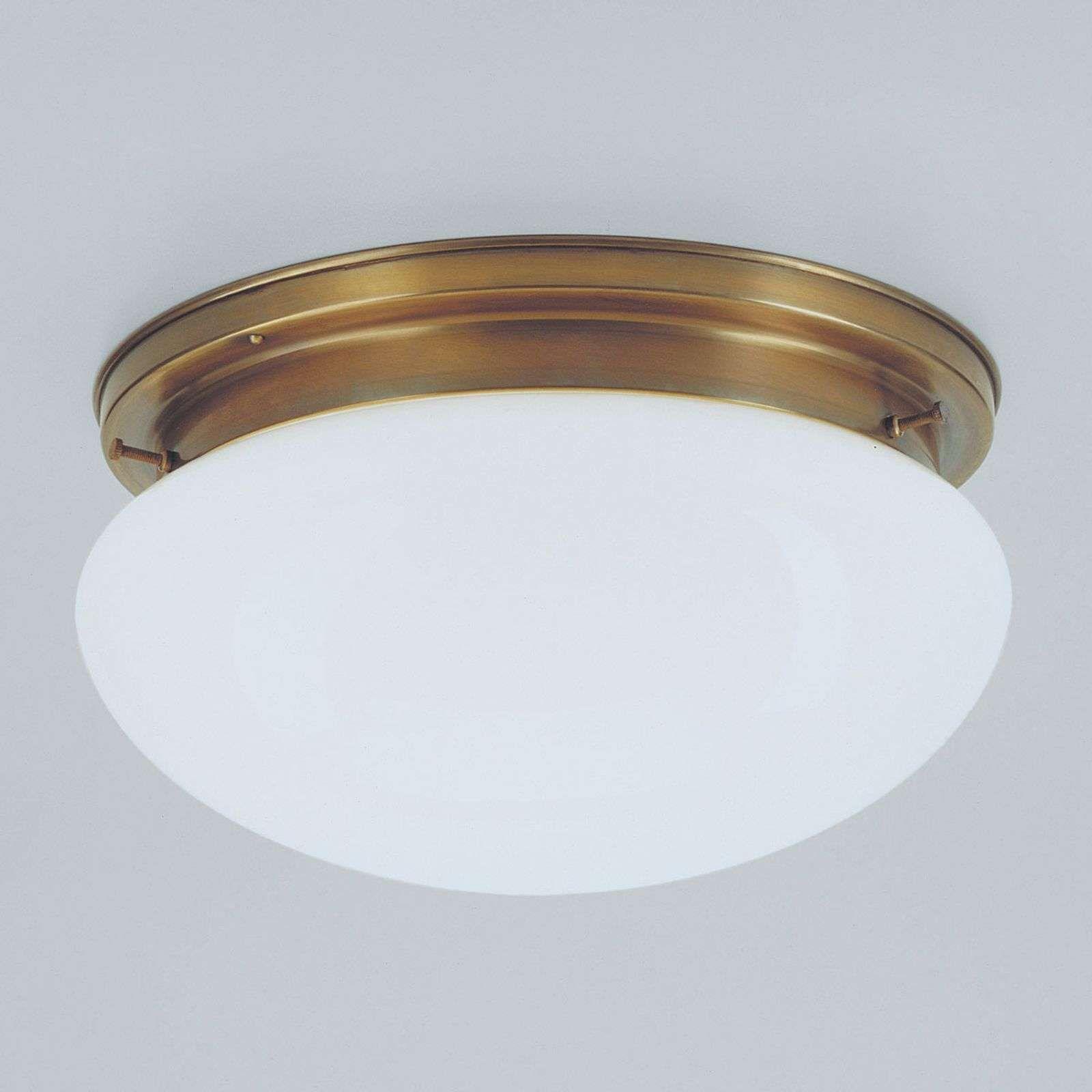 Antike Deckenleuchte Harry Von Berliner Messinglamp Gold In 2020 Beleuchtung Decke Antike Leuchten Stehlampe Grau