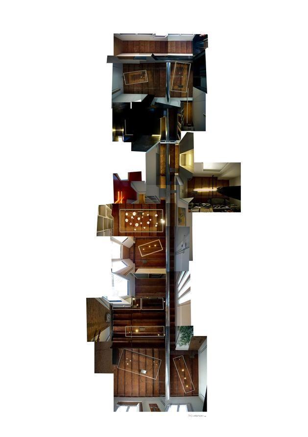 Rotunda Library Apartment LayoutStudioAflo | Interior Design Ideas | StudioAflo | Interior Design Ideas