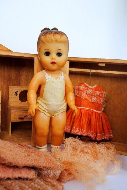 bonecas anos 60 | Ana Caldatto : Antiga Boneca Geitosa da Estrela anos 60