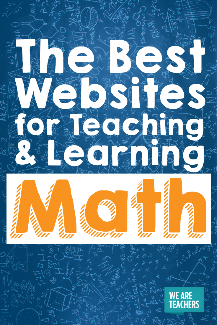 70 Awesome Websites For Teaching And Learning Math Math Websites Free Math Websites Math Methods [ 1103 x 735 Pixel ]
