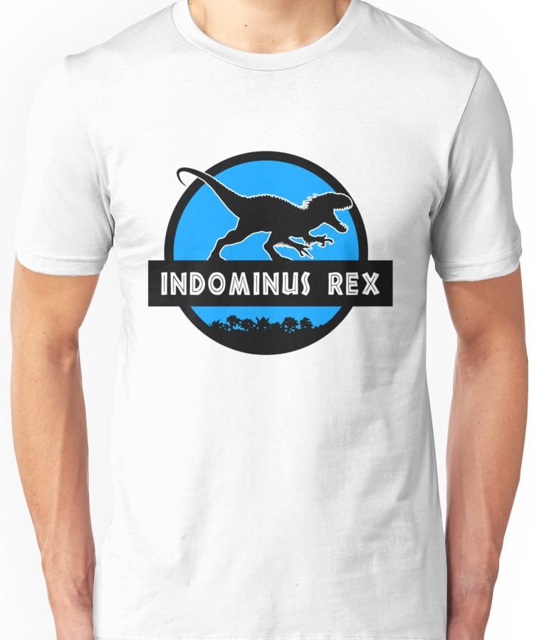 Jurassic World: Indominus Rex | Slim Fit T-Shirt in 2019 | Products