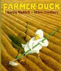 Author Caryl Hart recommends Farmer Duck by Martin Waddell