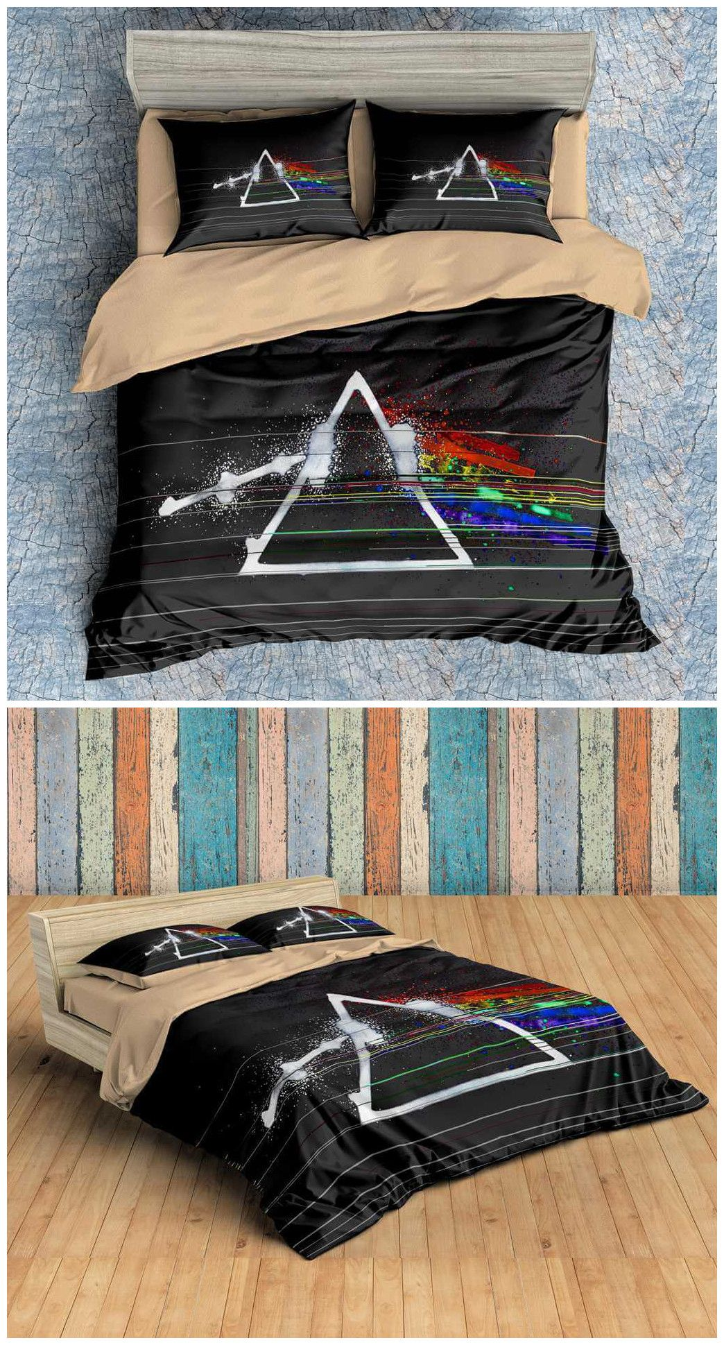 Night And Day Bettwäsche Pink Floyd Duvet Cover Set Bedware Duvet Cover Sets Floyd Bed