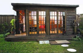 Pretty Clucked Up Ramblings And Pretty Things Art Studio At Home Studio Shed Backyard Studio