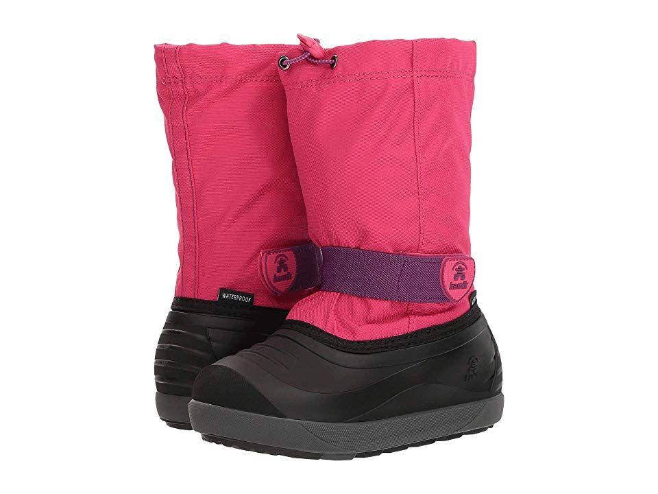 Kamik Kids Jetwp Snow Boot