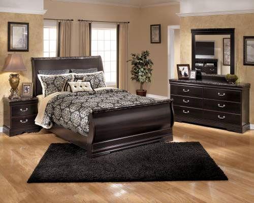 Ashley-Esmarelda-6-Piece-Queen-Bedroom-Group | Katie\'s | Pinterest ...
