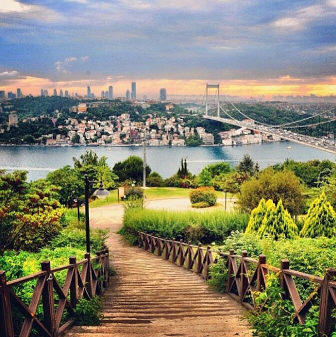 مناظر طبيعية في تركيا