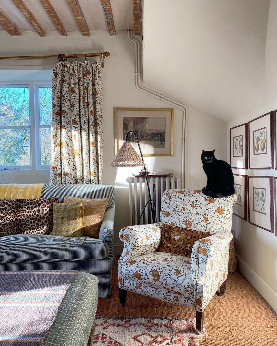 """Receiving Room Interior Design: Amanda Cutter Brooks On Instagram: """"Haven't Left This Room"""