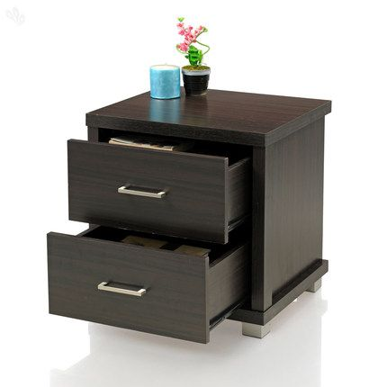 Buy bedside table with 2 drawers and dark finish online india buy bedside table with 2 drawers and dark finish online india zansaar furniture store watchthetrailerfo