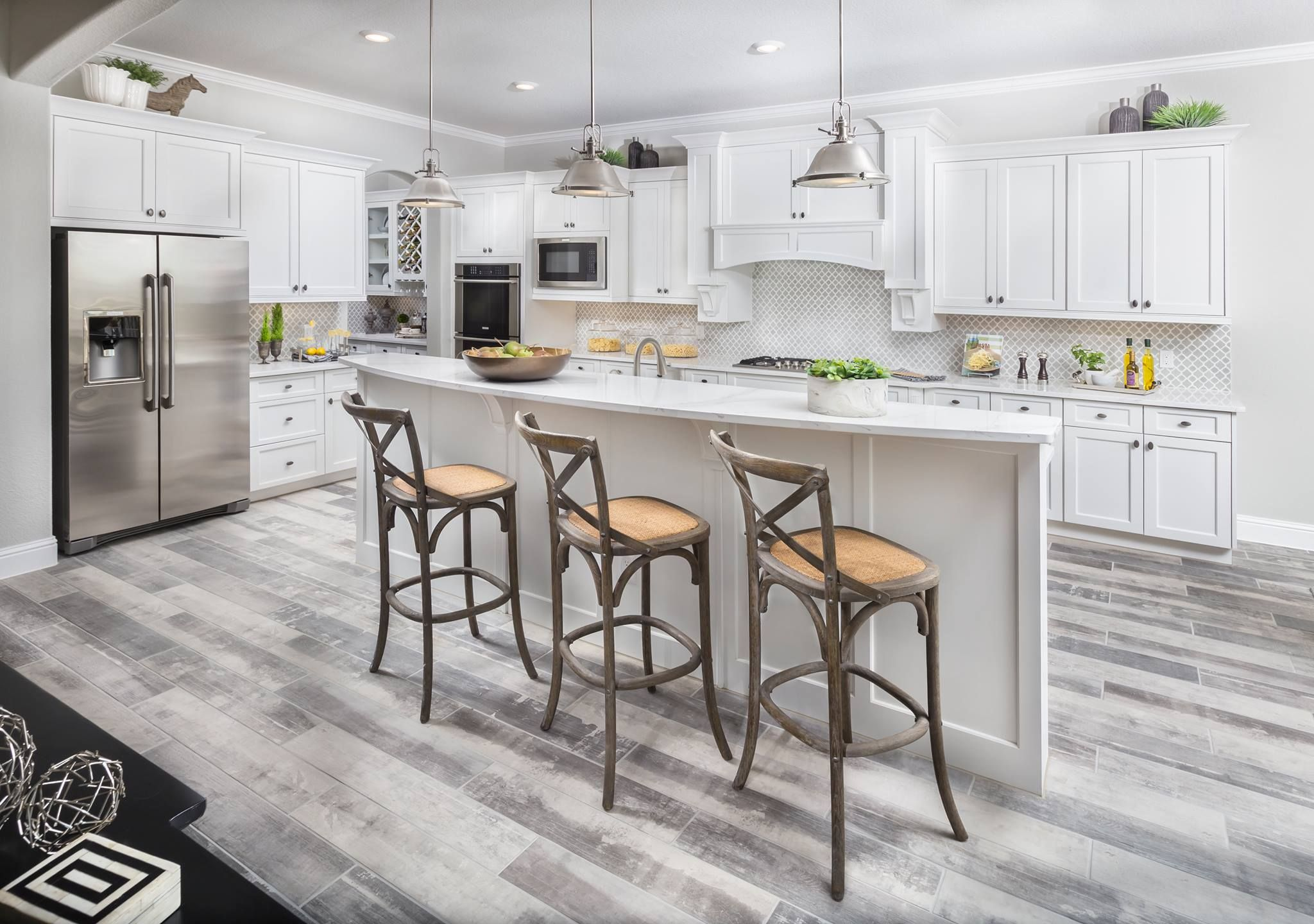 Would You Feel Like A Winner If You Could Cook Dinner In This Kitchen Kitchen Decor Kitchen Cabinet Remodel Kitchen Remodel