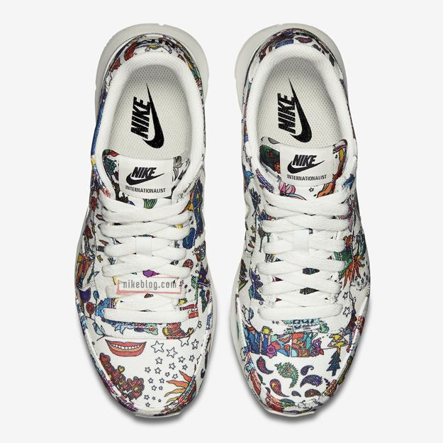 huge selection of f66ba 24282 ... the latest nike internationalist set to release is this exclusive nike  womens internationalist qs ps