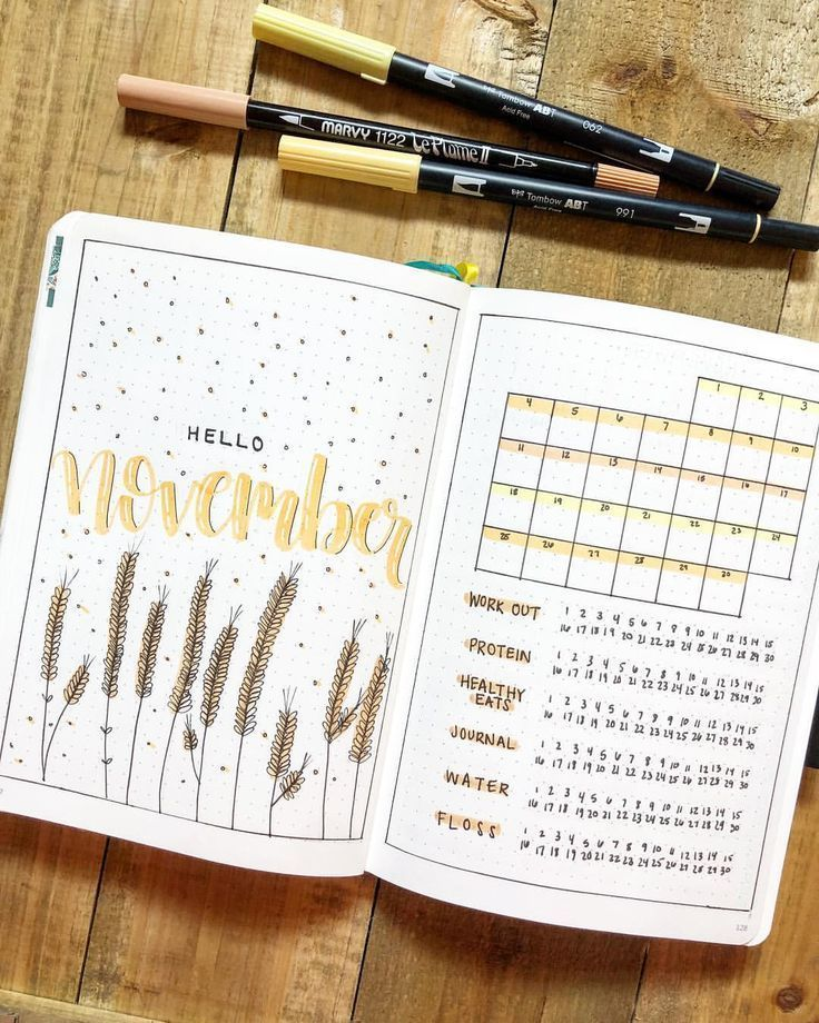 HOW TO START A BULLET JOURNAL IN 2020 - The Curious Planner