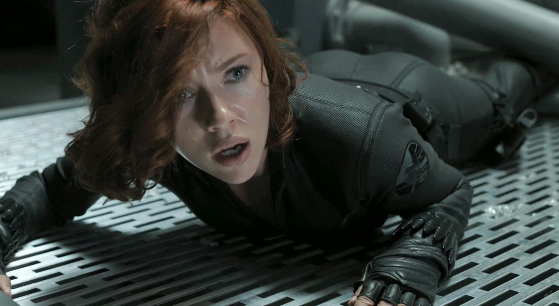 johansson sex black Scarlett avengers widow
