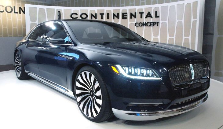 how much is a 2016 lincoln continental. Black Bedroom Furniture Sets. Home Design Ideas