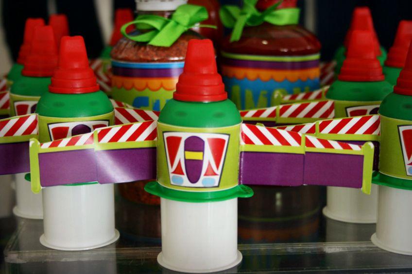 Buzz Light Year Toy Story Cumple Raúl Fiesta De Toy
