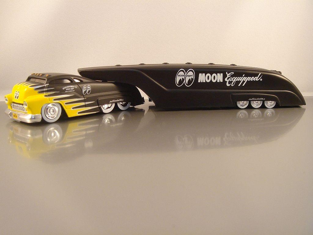 Custom Crew Car model, Diecast cars, Custom