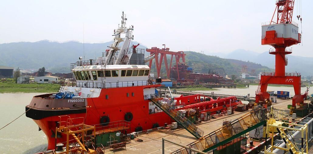 Ten Killed by carbon dioxide leak in Chinese cargo vessel