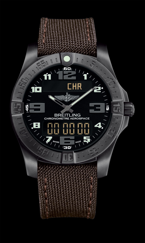 72c22b994b9 Aerospace Evo Night Mission - Breitling - Instruments for Professionals